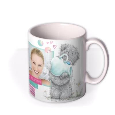 Tatty Teddy Aquarius Zodiac Personalised Mug