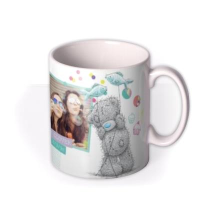 Tatty Teddy Pisces Zodiac Personalised Mug