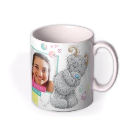 Tatty Teddy Aries Zodiac Personalised Mug