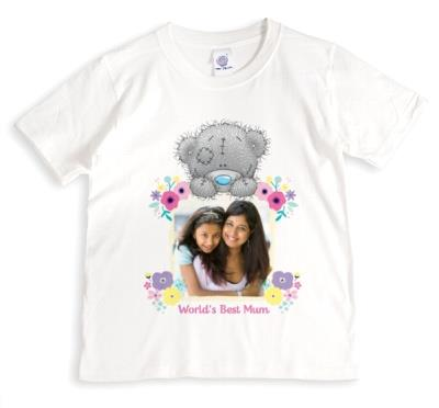 Tatty Teddy The World's Best Mum Photo T-Shirt