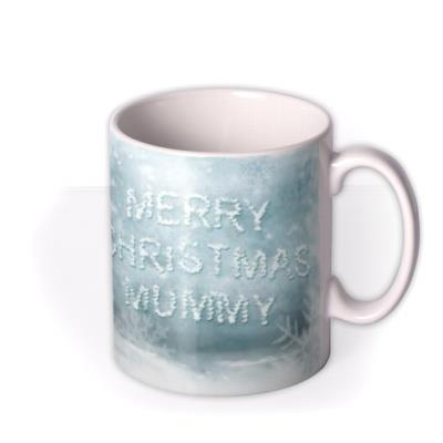 Merry Christmas Tatty Teddy Mummy Frosty Mug