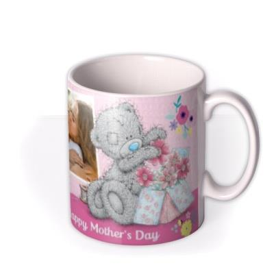 Tatty Teddy Pretty Flowers Happy Multi-Photo Mug