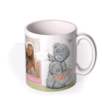 Mother's Day Mug - Grandma - cute Tatty Teddy photo upload