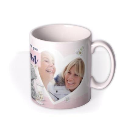 Me To You Tatty Teddy Mother's Day Mug - Photo upload