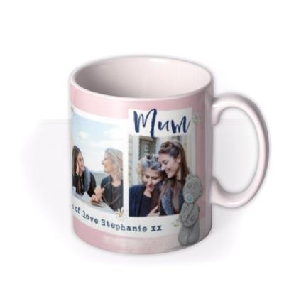 Me To You Tatty Teddy Mother's Day Mug - Multi - Photo upload