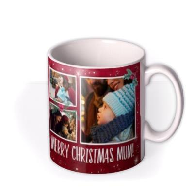 Me To You Tatty Teddy Photo Upload Christmas Mug For Mum