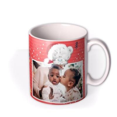 Me To You Tatty Teddy Photo Upload Christmas Mug For Mummy