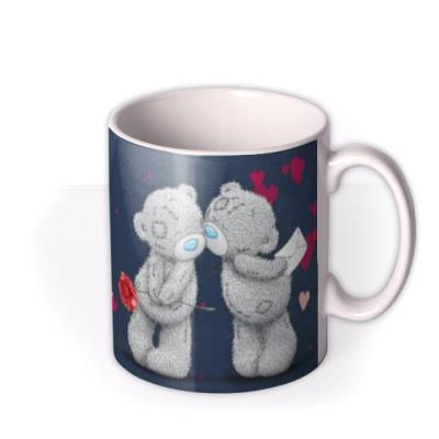 Me To You Tattty Teddy Photo Upload Valentine's Day Mug