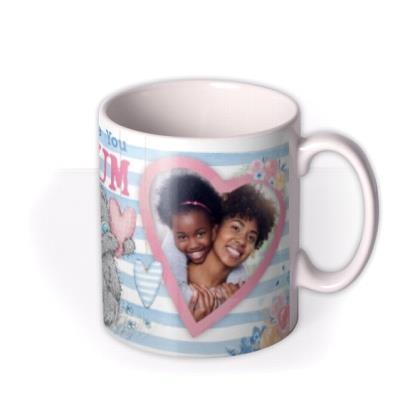 Me To You Tattty Teddy Hearts Photo Upload Mug For Mum