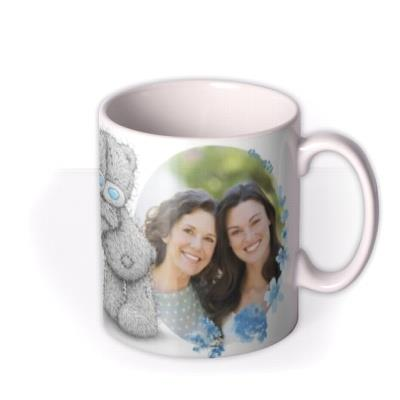 Me To You Tattty Teddy Floral Photo Upload Mug For Daughter