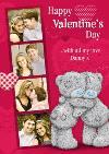 Tatty Teddy Valentine's Day Card