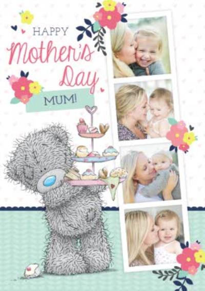 Tatty Teddy Mother's Day Card