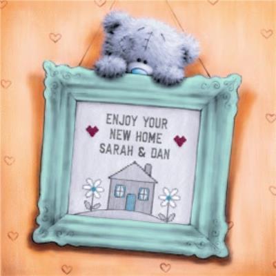 Tatty Teddy New Home Card