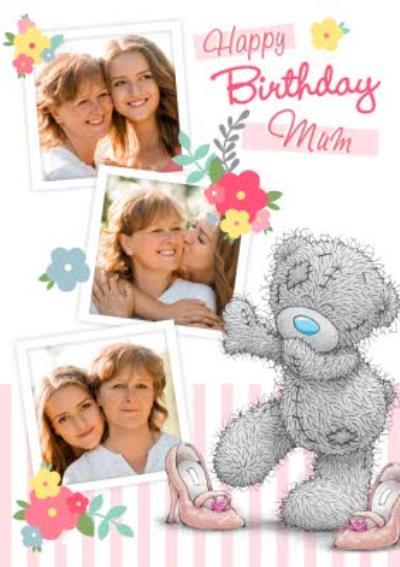 Happy Birthday Mum - Photo Upload