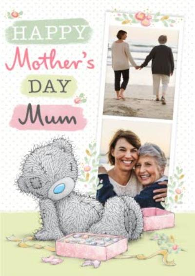 Mother's Day Card - Mum - Tatty Teddy - photo upload card