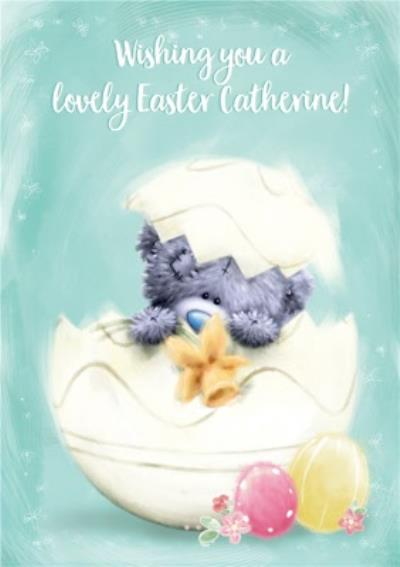 Carte Blanche Lovely Easter Personalised Card
