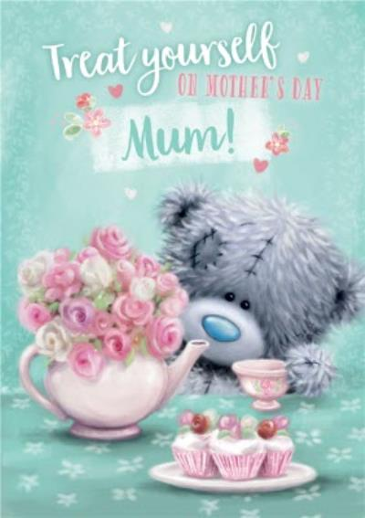 Carte Blanche Treat Yourself Mothers Day Card