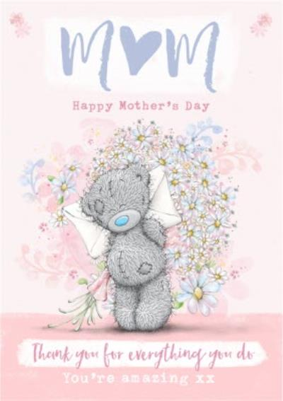 Tatty Teddy You're Amazing Happy Mother's Day Card