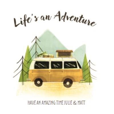 Bon Voyage - Life's an Adventure - Travel - Amazing Times