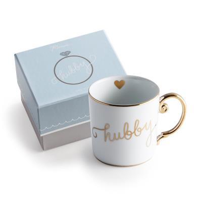 Just Married Hubby Mug