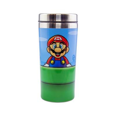 Nintendo Super Mario Warp Pipe Travel Mug