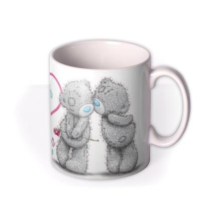 Valentine's Day Tatty Teddy Forever Photo Upload Mug