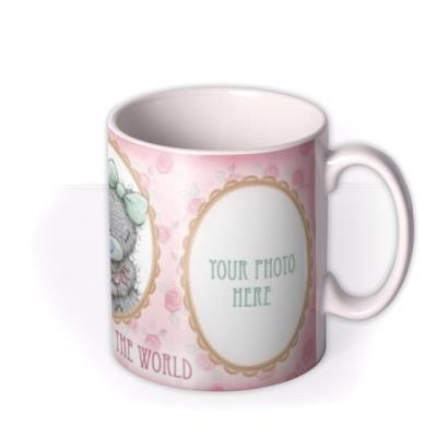 Mother's Day Tatty Teddy World Photo Upload Mug