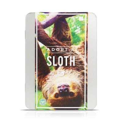 Adopt An Animal Sloth Gift Set