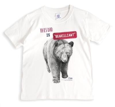 Bearilliant Father's Day T-Shirt