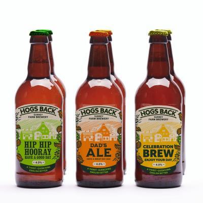 Hogs Back Beer Gift Set