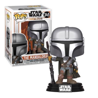 Star Wars Mandalorian Mando POP! Vinyl Figurine