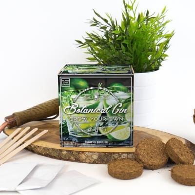 Grow Your Own Botanical Gin Kit