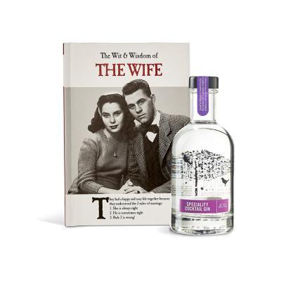 The Wit & Wisdom of Mum & Gin Gift Set