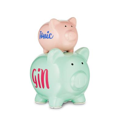 Gin & Tonic Piggy Bank