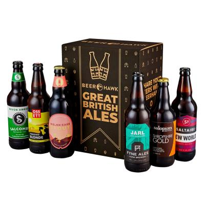 Beerhawk Award Winning British Ales