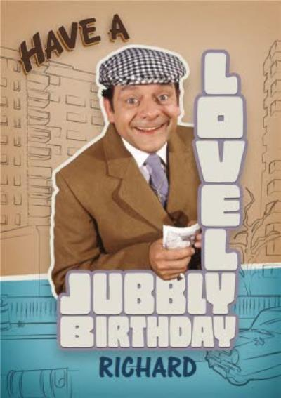 Only Fools & Horses Birthday Card