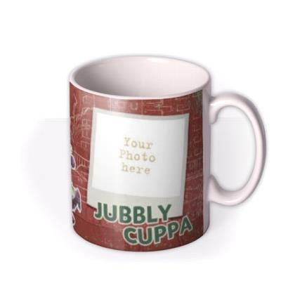 Only Fools and Horses Jubbly Cuppa Photo Upload Mug