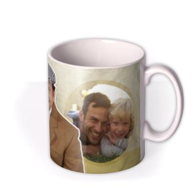 Only Fools And Horses Pukka Photo Upload Mug