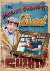 Only Fools And Horses World's Greatest Dad Photo Card