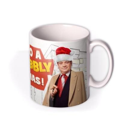 Only Fools and Horses Cheer's to a Lovely Jubbly Christmas Mug