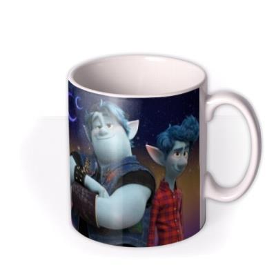 Disneys Onward Photo Upload Mug