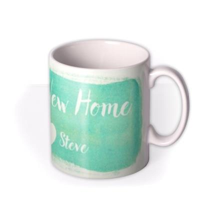 Couples Happy New Home Personalised Mug