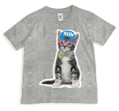 Meow! Personalised T-shirt