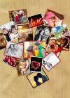 Photo Heart Anniversary Cards
