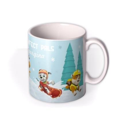 Paw Patrol Perfect Pals Personalised Mug