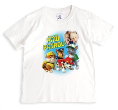 Paw Patrol Call The Pup Kids' T-Shirt