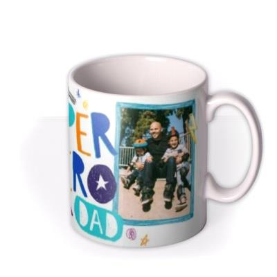 My Superhero Dad Father's Day Mug