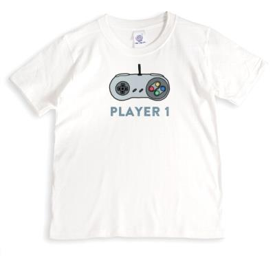 Player 1 Combo Personalised T-shirt