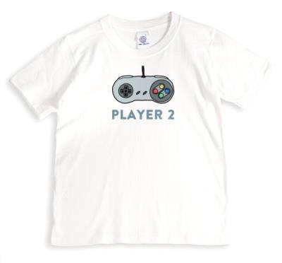 Player 2 Combo Personalised T-shirt