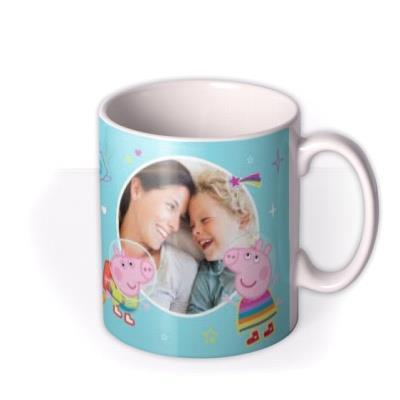 Mum you're out this world - Peppa Pig Mug
